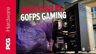 Hitting 60fps in the latest games with an ancient gaming PC