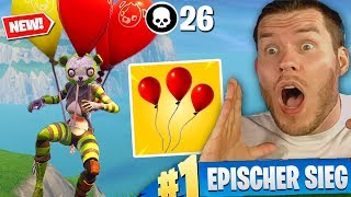 NEUE BALLON´s 26 KILLS SOLO VS SQUAD!