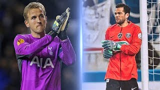 Outfield Players As Goalkeepers ● Best Saves