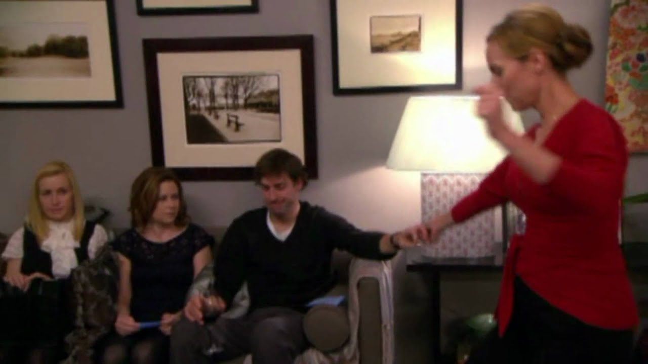 The Office: That One Night - Dinner Party - Jan Dances - Part 2 ...