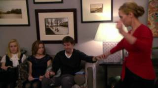 The Office: That One Night - Dinner Party - Jan Dances - Part 2