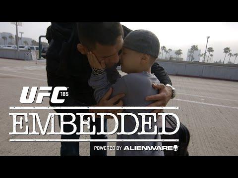 UFC 185 Embedded: Vlog Series - Episode 2