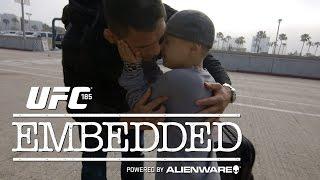 UFC 185 Embedded: Vlog Series - Episode 2 Video