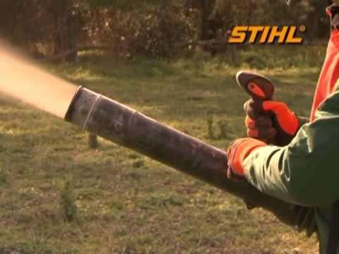 Бензобур-дрель STIHL BT 45