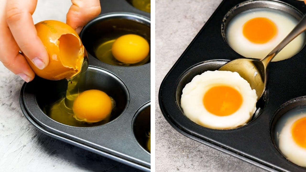26個超讚的雞蛋烹飪技巧