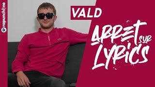 Vald parle de son album, son côté solitaire, la famille Le Pen - Arrêt sur Lyrics