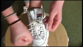 Hvordan man binder snørebånd