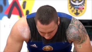 Чемпионат мира по тяжелой атлетике 2013. Мужчины до 94 кг