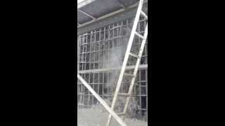 Hydromonitoring betonu Klawikowski