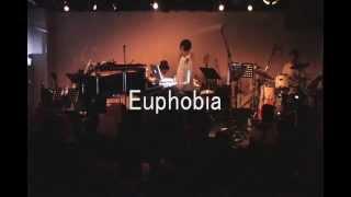 """権藤知彦/ユーフォビア Tomohiko Gondo LIVE """"Euphobia"""""""