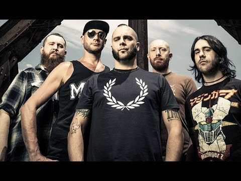 KILLSWITCH ENGAGE's Joel Stroetzel on 'Incarnate' Success, Songwriting & Metalcore Scene (2016)