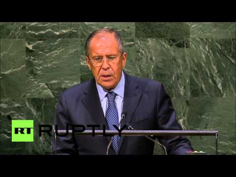 "USA: Lavrov slams ""Washington's unilateral use of military force for its own interests"