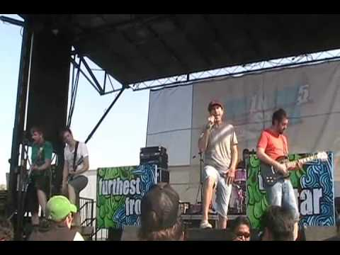 Furthest From the Star - So Many Goodbyes (Warped Tour 09)