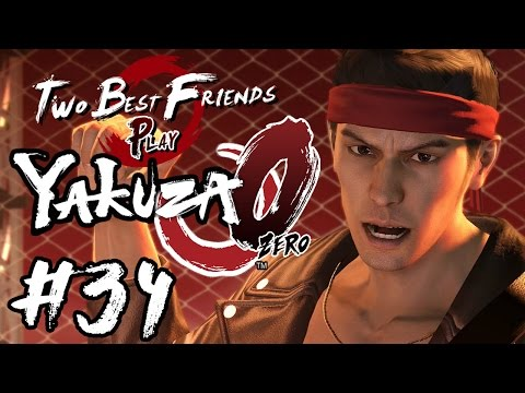 Two Best Friends Play Yakuza 0 (Part 34)