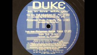 "Duke - So In Love With You (Full Intention 12"" Mix)"