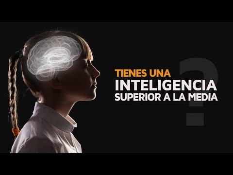 ¿Tienes una inteligencia superior a la media? 🤓
