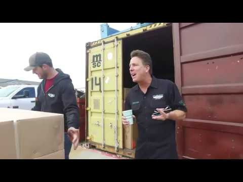 Shipping Out: New Distributor Parts