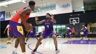 Lakers Vs Heat Summer league Recap Live w DTLF!