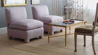 Slipper Chair : Slipper Chair And Ottoman | Slipper Chair Clearance