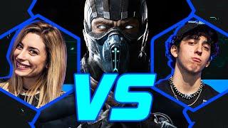 LYNA vs RABAHREX   MORTAL KOMBAT   BATALLA #7   #MTVLOGLATAM