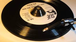 Billy Nichols - You Can't Fool This Fool ( SUE PROMO )