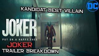 Dia Punya Alasan Kuat Untuk Jadi Villain | Joker Trailer Breakdown | Joaquin Phoenix Joker