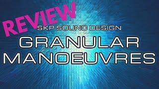 Granular Manoeuvres Review Reason Grain Refill