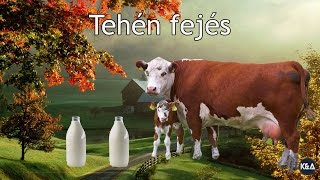 SeeMTA V3 // Élet a Farmon - Tehén Fejés