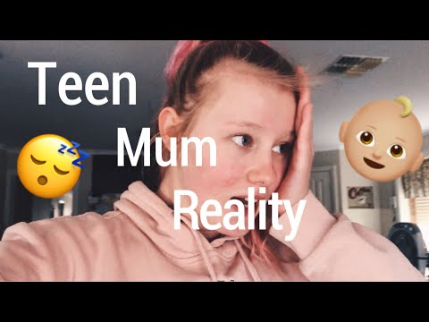The reality of being a young mum