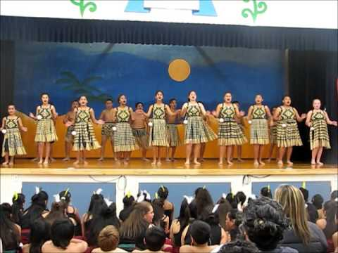 Kedgley Intermediate Kapa Haka 2014