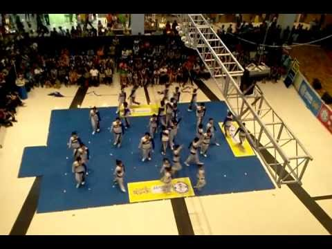 SPC ANGELS PEP SQUAD @ WNCAA CHEERDANCE COMPETITION 2011