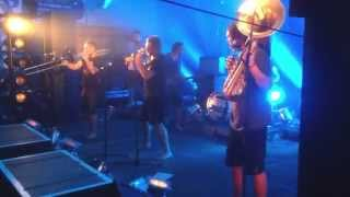 La Brass Banda am Oktoberfest Haag
