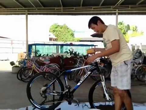 จักรยานTV ตอน ล้างจักรยาน