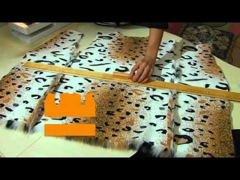 Подробный мастер-класс - Как сшить меховую жилетку из ненужных .
