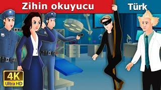 Zihin okuyucu   The Mind Reader Story in Turkish   Türkçe peri masallar   Turkish Fairy Tales