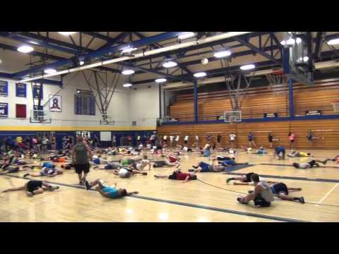 Mukwonago high school morning workouts