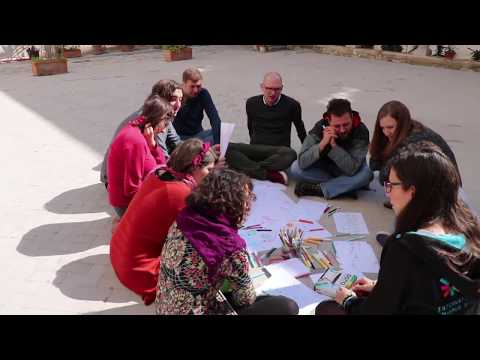 ARTOOLKIT - Create an imaginary culture and community - Sara Cuéllar from Spain