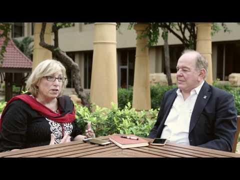 Kathy & David Miles - A Conversation on Global HR