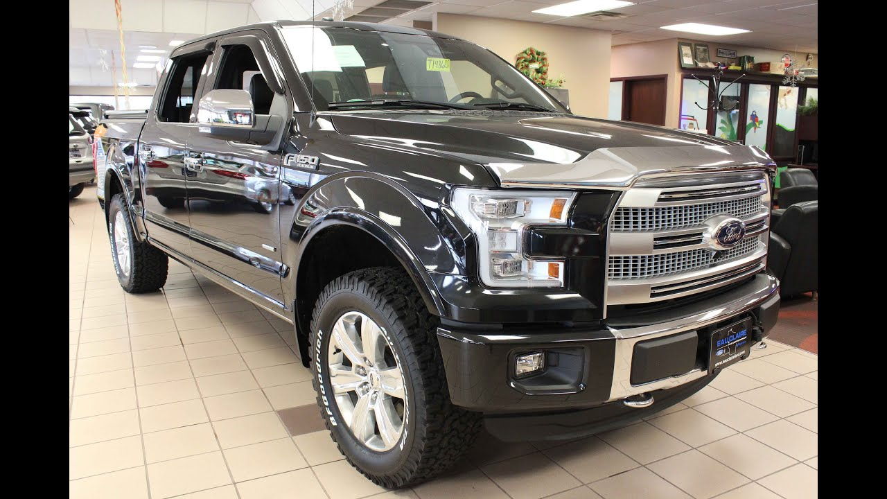 ford f 150 platinum edition autos post. Black Bedroom Furniture Sets. Home Design Ideas
