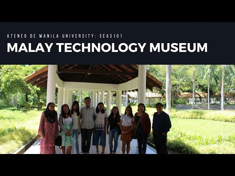 V#9: First class in UBD! Malay Technology Museum | Brunei Darussalam
