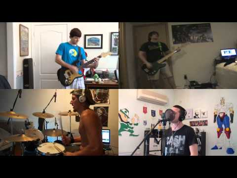 "Green Day - ""X-Kid"" Collaborative Cover By Far As Hell"