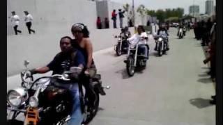 Harley Davidson Love Ride 2010 Caravana