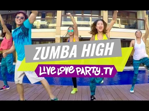 Zumba High by Francesca Maria | Choreography by Robby Nee & Kristie | Live Love Party