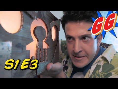 Generic Girl action comedy series  E3 Gillian's Love Box