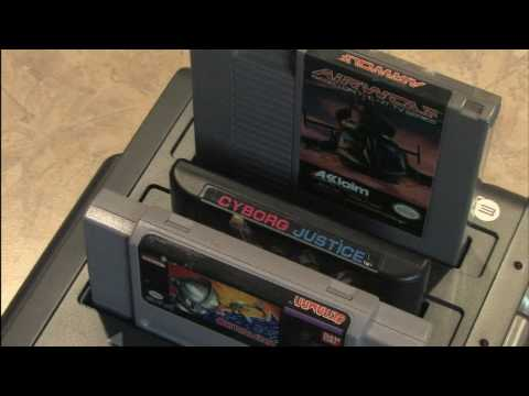Classic Game Room - RETRON 3: SNES, NES and GENESIS Game Console Review Pt1