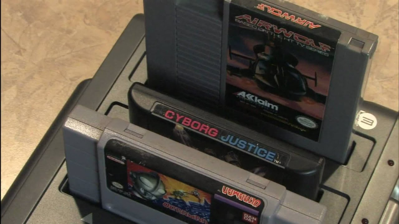 Nes Review Classic Game Room