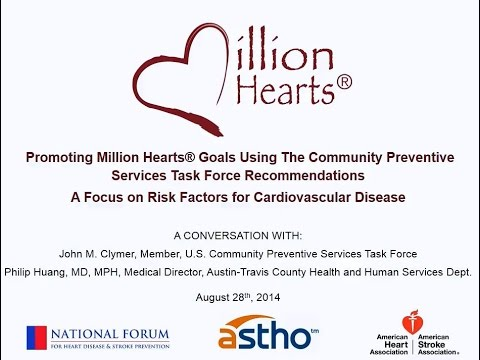 Million Hearts: A Focus on Risk Factors for Cardiovascular Disease