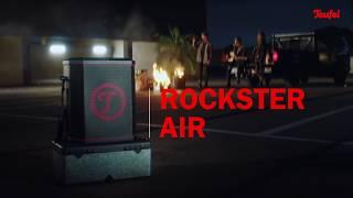 ROCKSTER AIR – draagbare XL-bluetooth speaker met veel gadgets