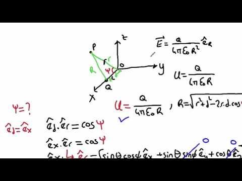 Elektromanyetik Teori Ders 15 Örnek Soru Çözümü 3 (1. Yol)