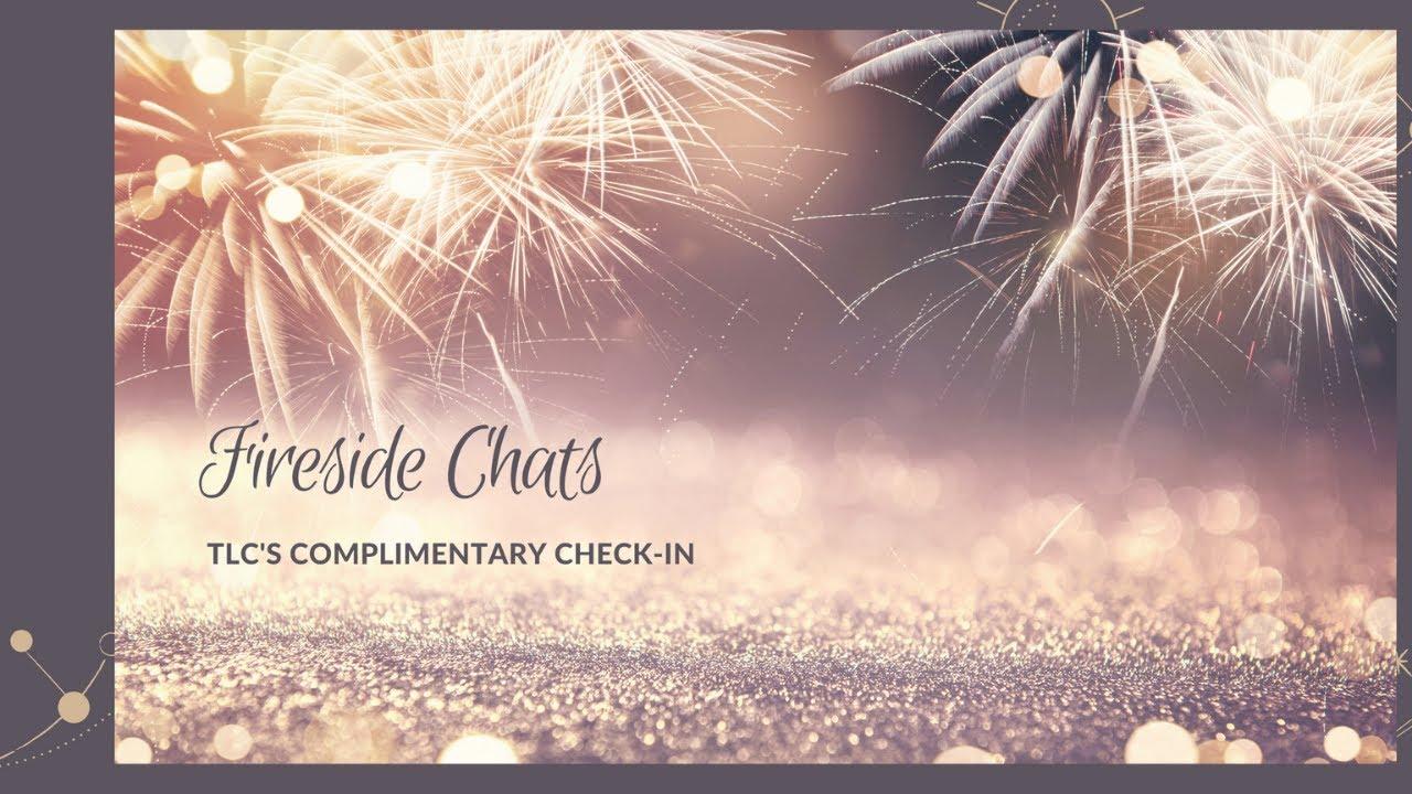 Vision...Make It Plain!~January's Fireside Chat